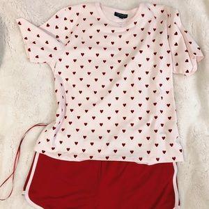 Topshop LOVE Pajamas